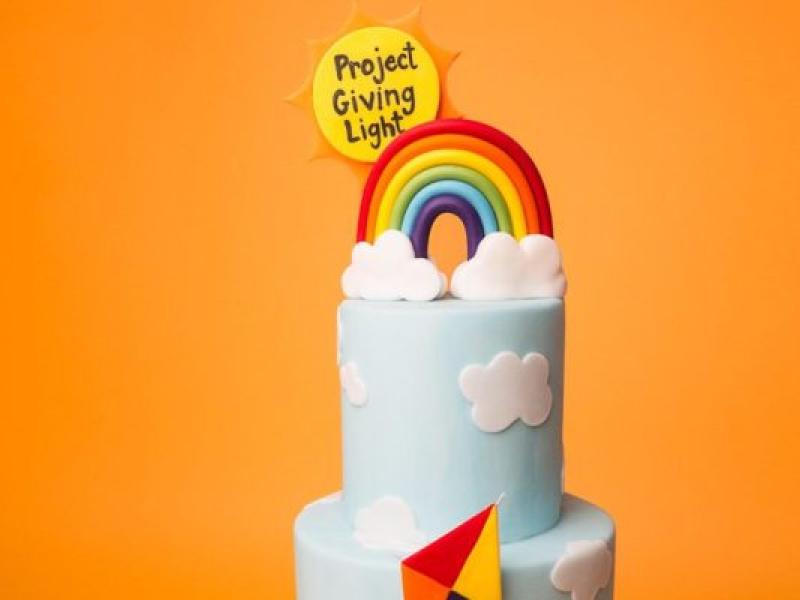 Sharing Some Birthday Love with Orange County's Underprivileged Children