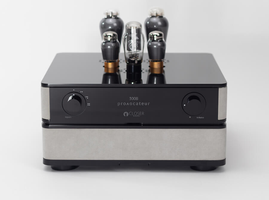 300B Single Ended Triode integrated amplifier