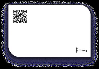Basic White Back NFC Card