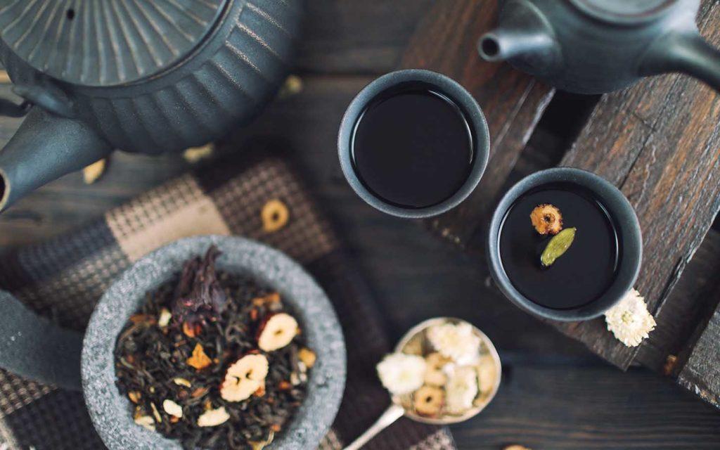 Chai Tea Drink Asia