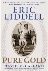 Eric Liddell Pure Gold - cover
