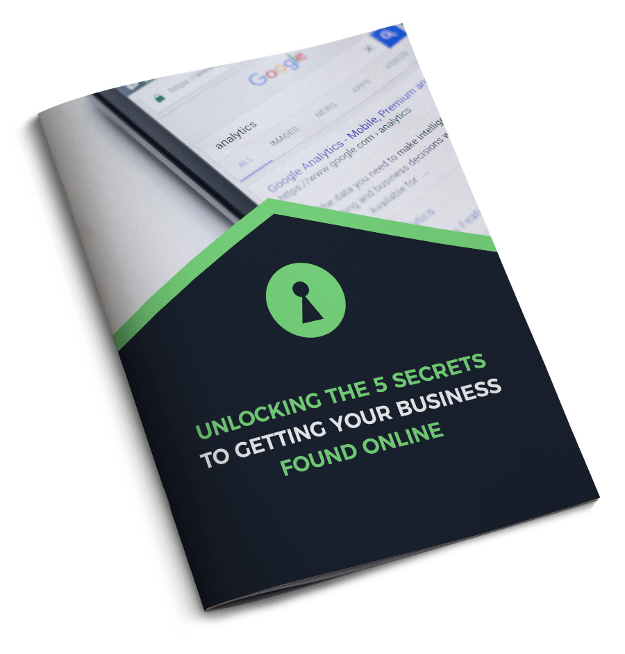 Unlocking The 5 Secrets of SEO