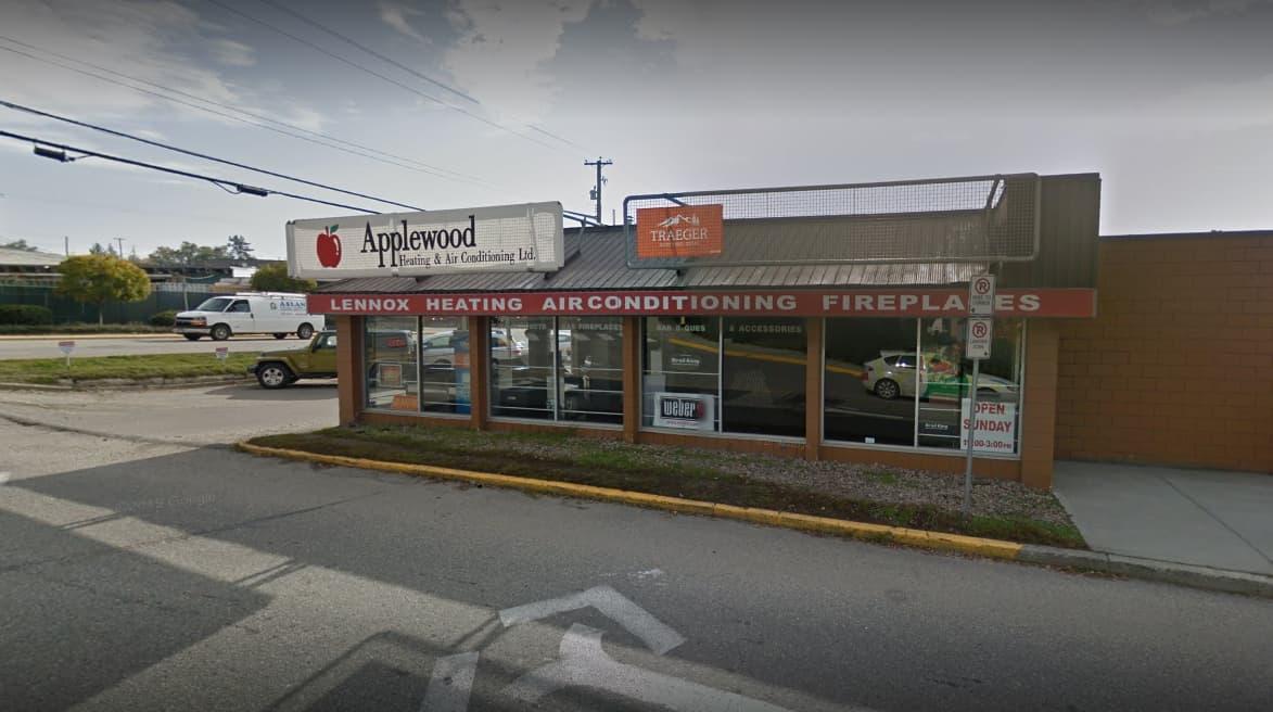 Applewood storefront