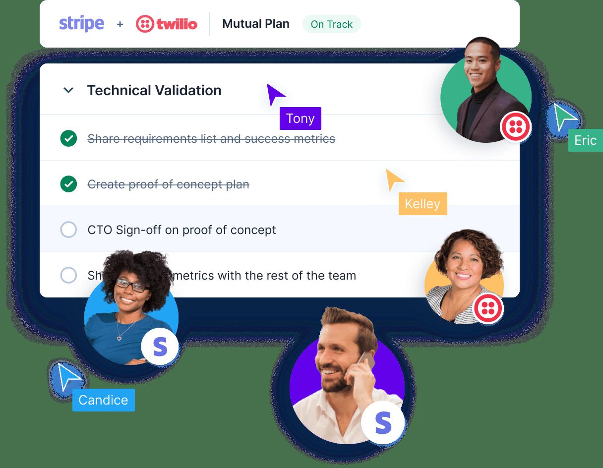 technical validation widget example