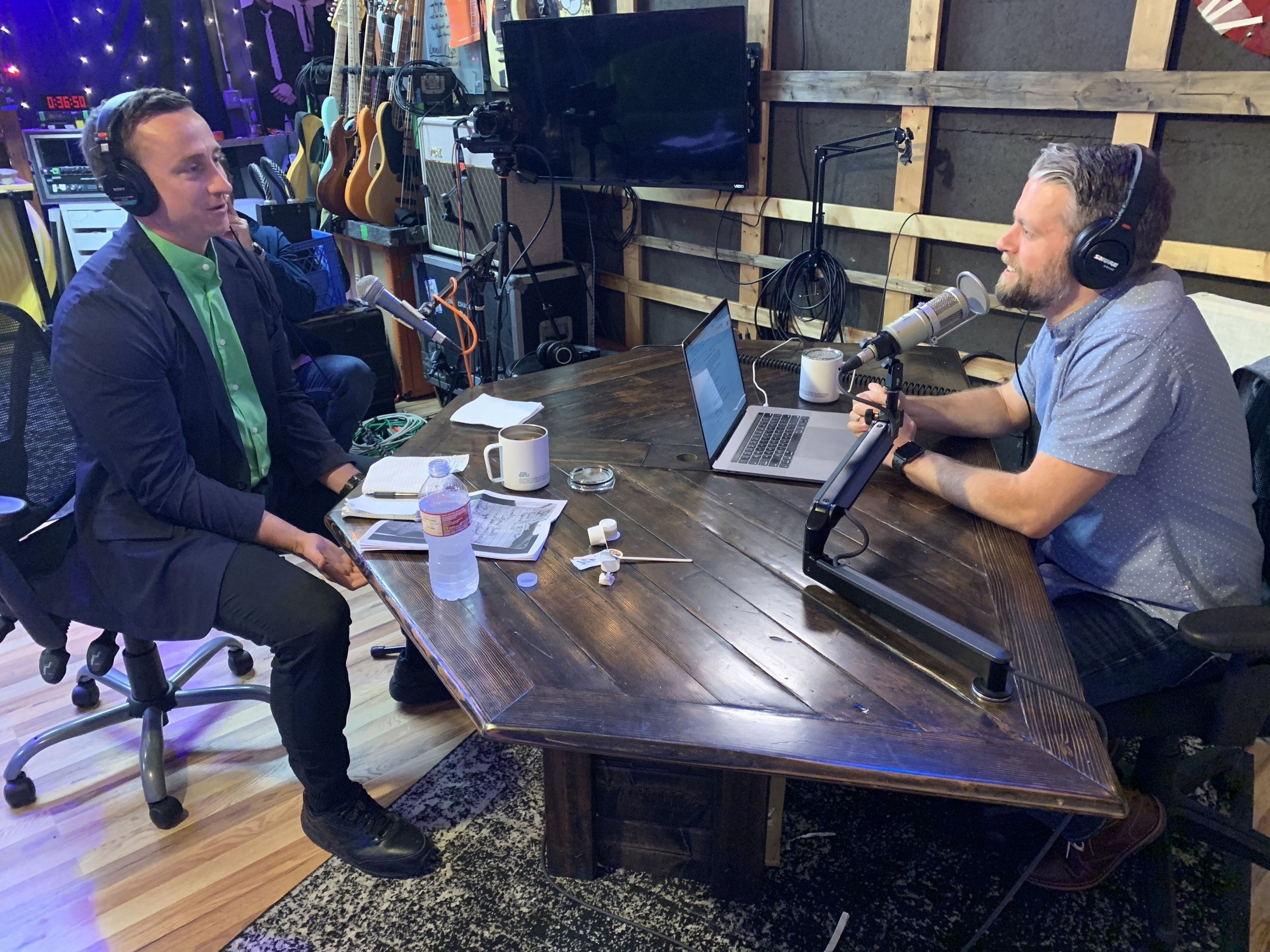 Podcast Interview on the     Rise Seattle Podcast!      show.