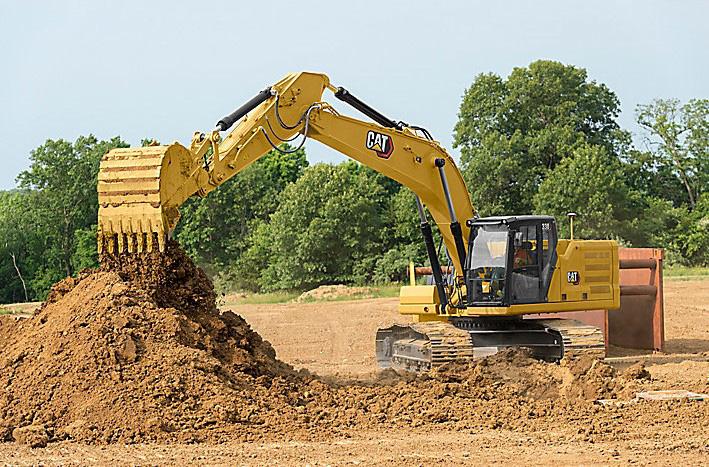 20 - 35tn Excavator