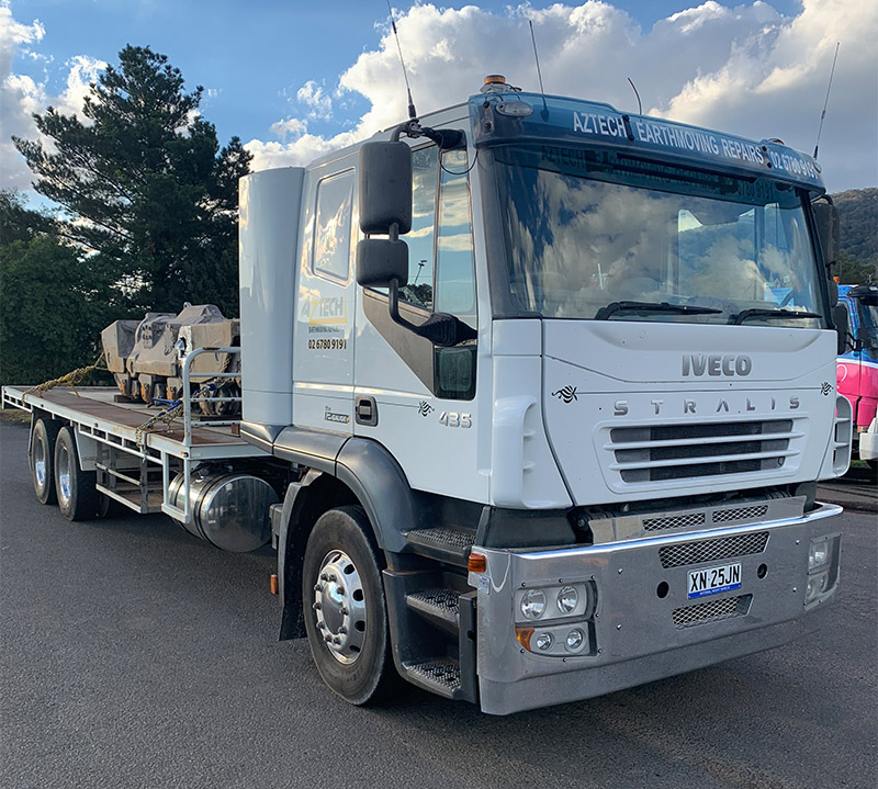 2011 Iveco Stralis HR Truck