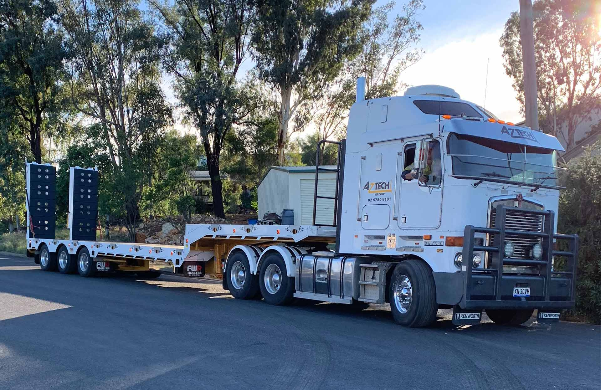 The New Aztech Prime Mover