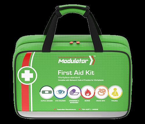 Modulator first aid kit - www.mainstaytraining.com.au