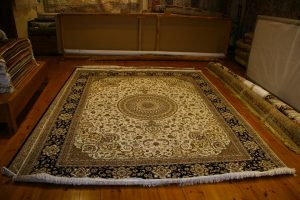 Bunch of rugs