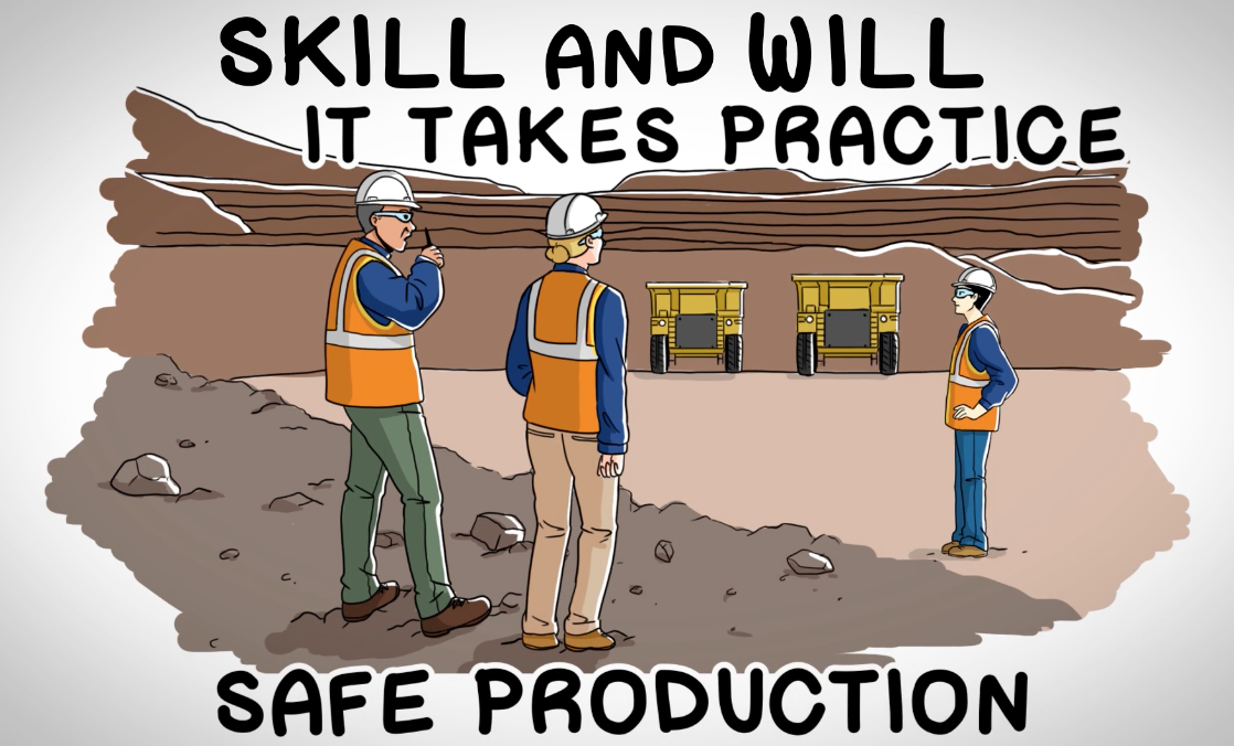 Teck and other companies use engaging videos to warn staff of dangerso