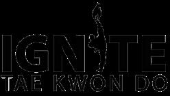 ignite taekwondo logo