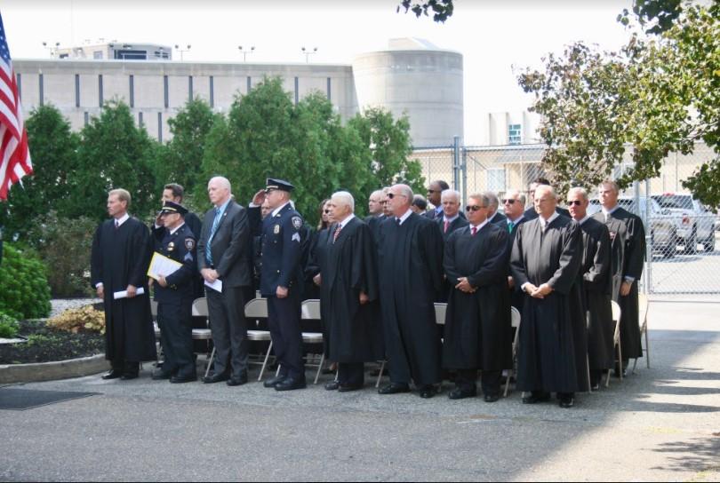 Memorial Service Riverhead Part 1