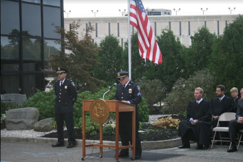 Memorial Service Riverhead Part 2