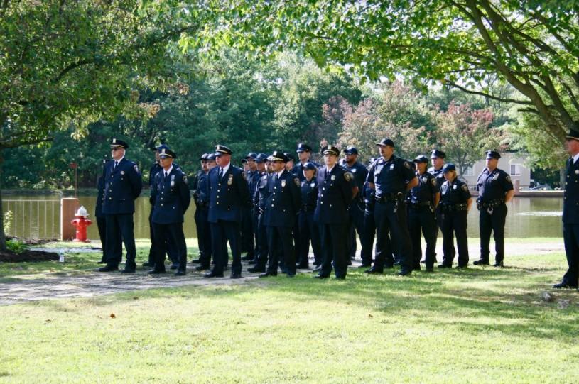 Central Islip 9:11 Memorial Service Part 3
