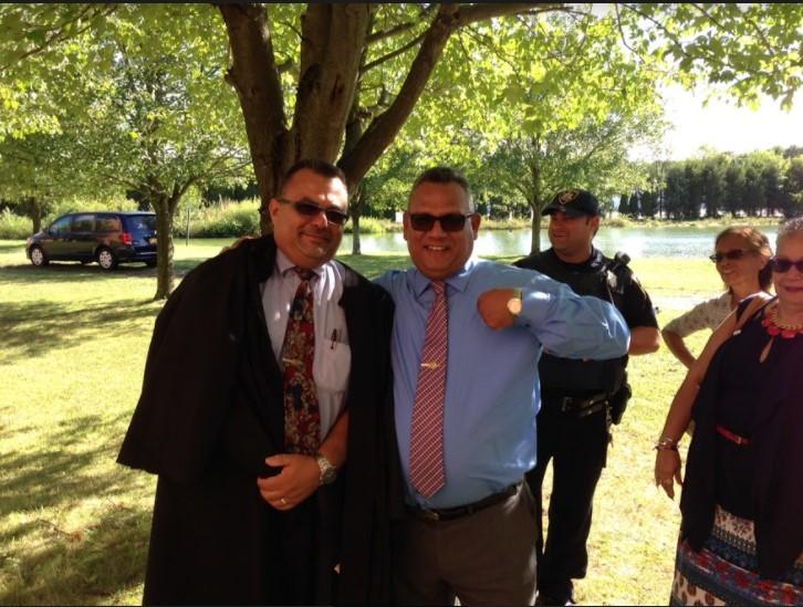 Judge Phil Goglas & Bob Palmeri