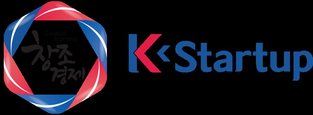 k startup logo
