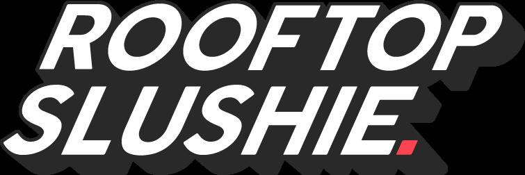 rooftop slushie logo