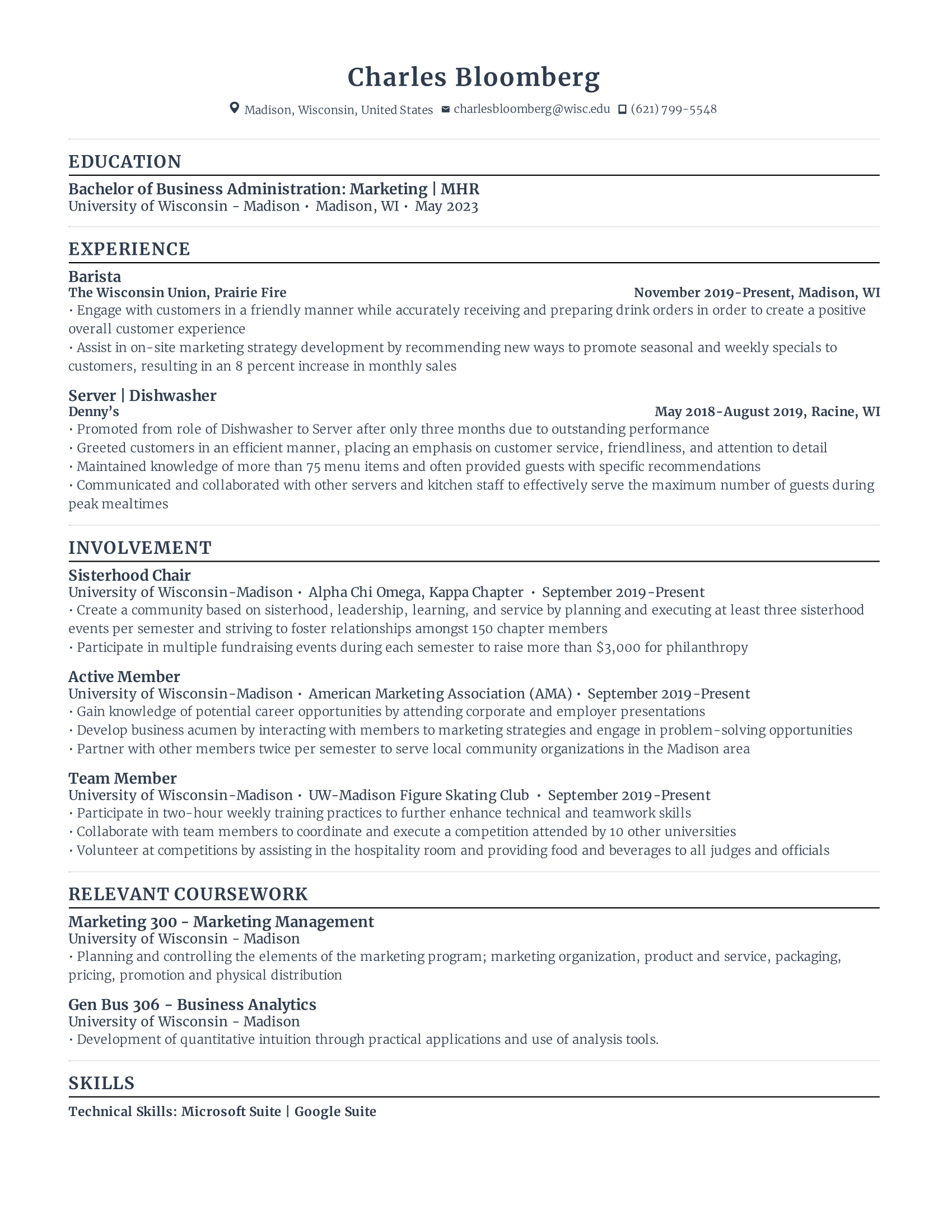 Order Resume Online Without Credit Card