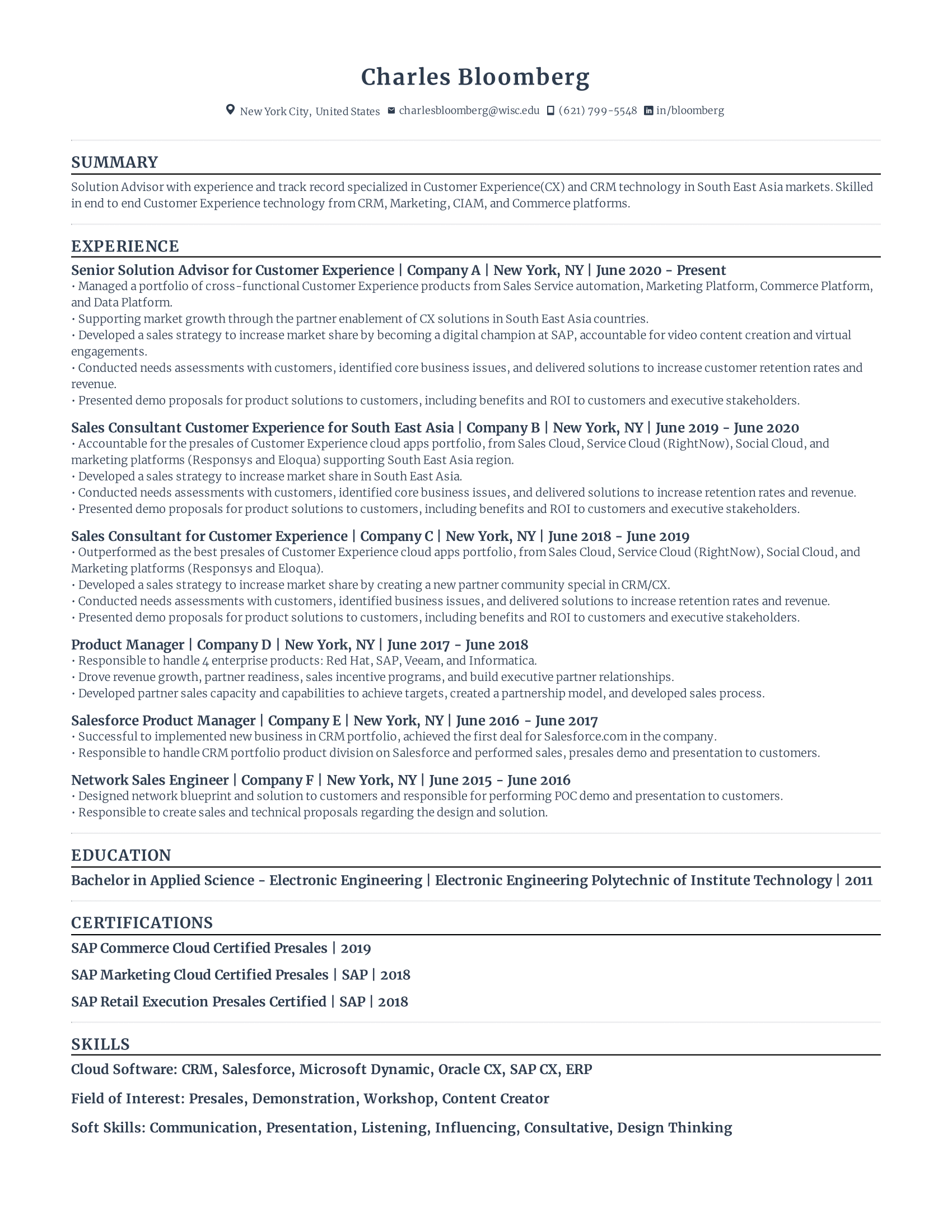 SAP Developer 2