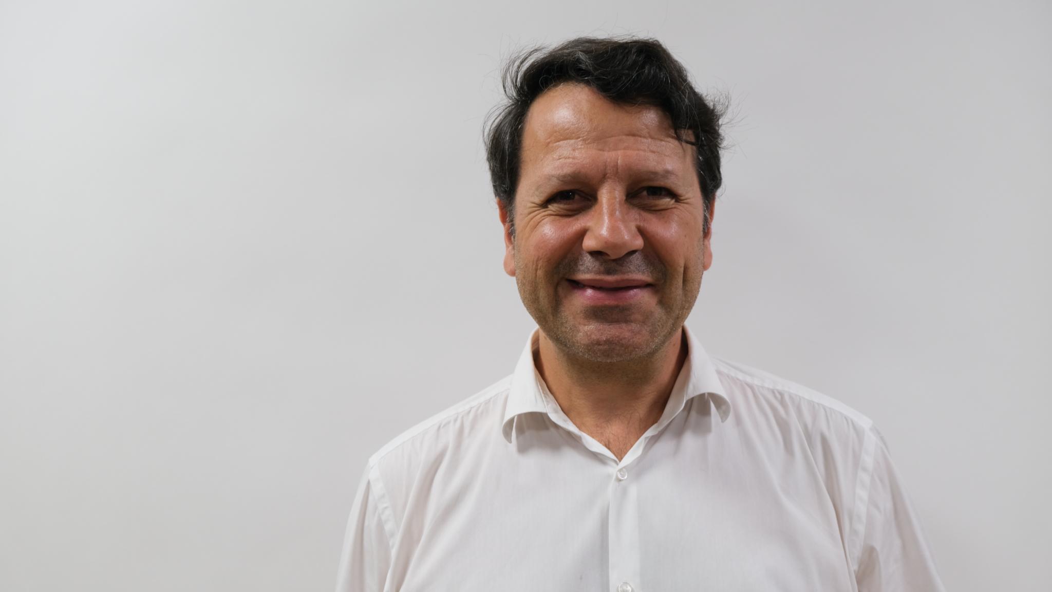 Alex Astengo, Head of Sales UK.