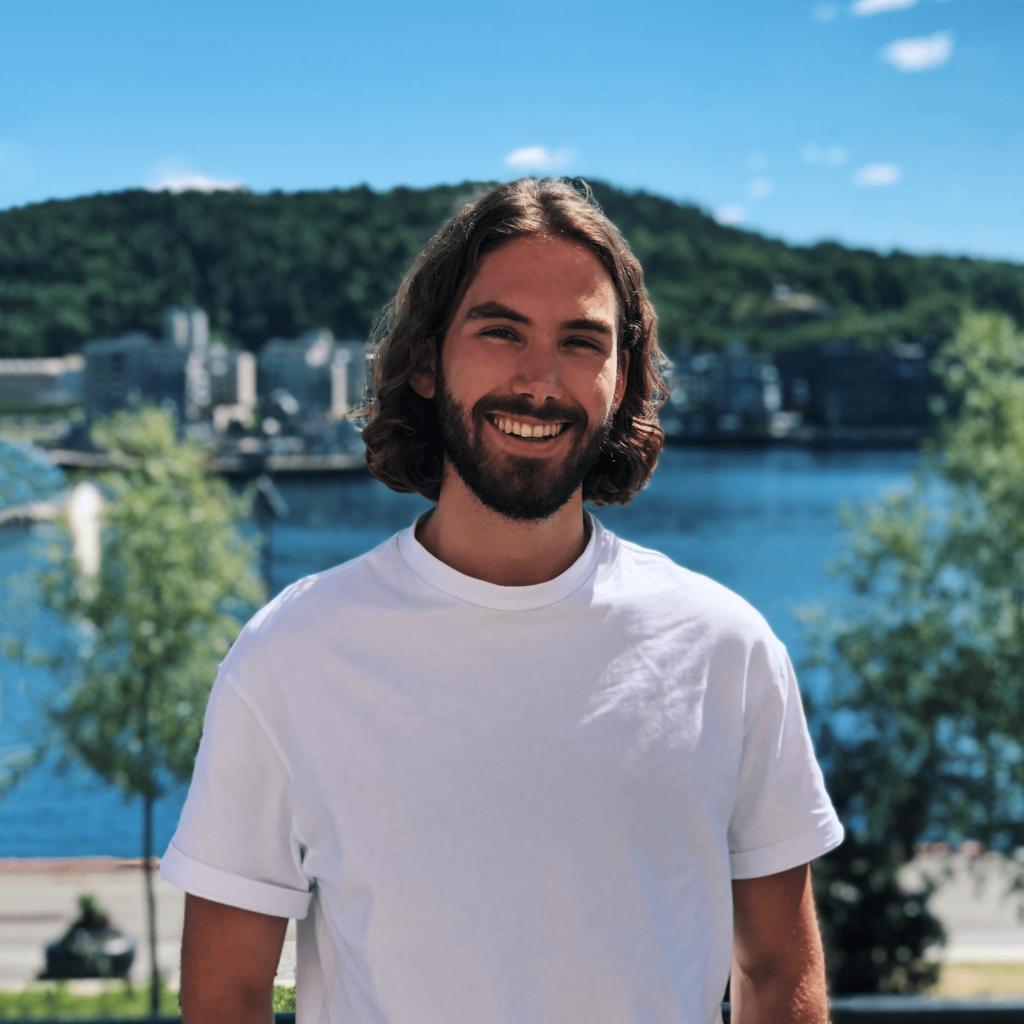Bernhard Paus Græsdal, MIT Scholar