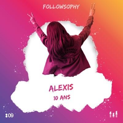 09 Alexis - 10 ans : je pense donc je switche
