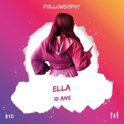 10 Ella - 10 ans : Féministe, engagée, connectée