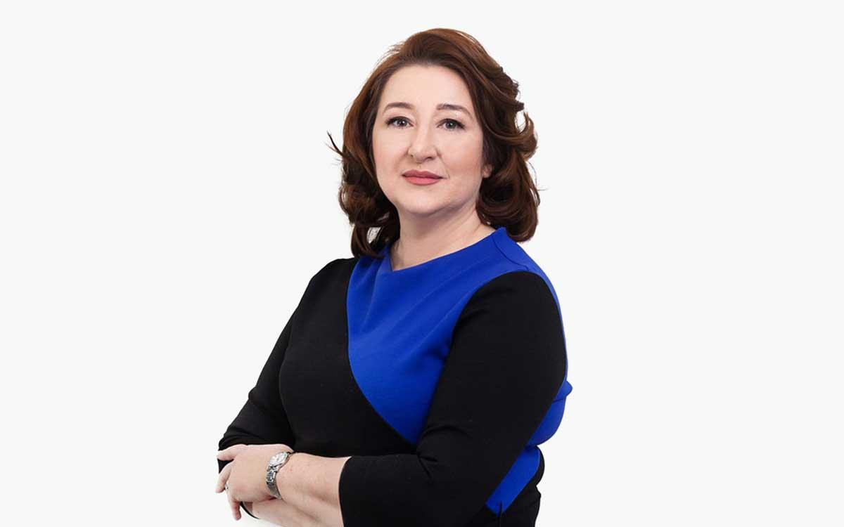 Irina Golubitskaja