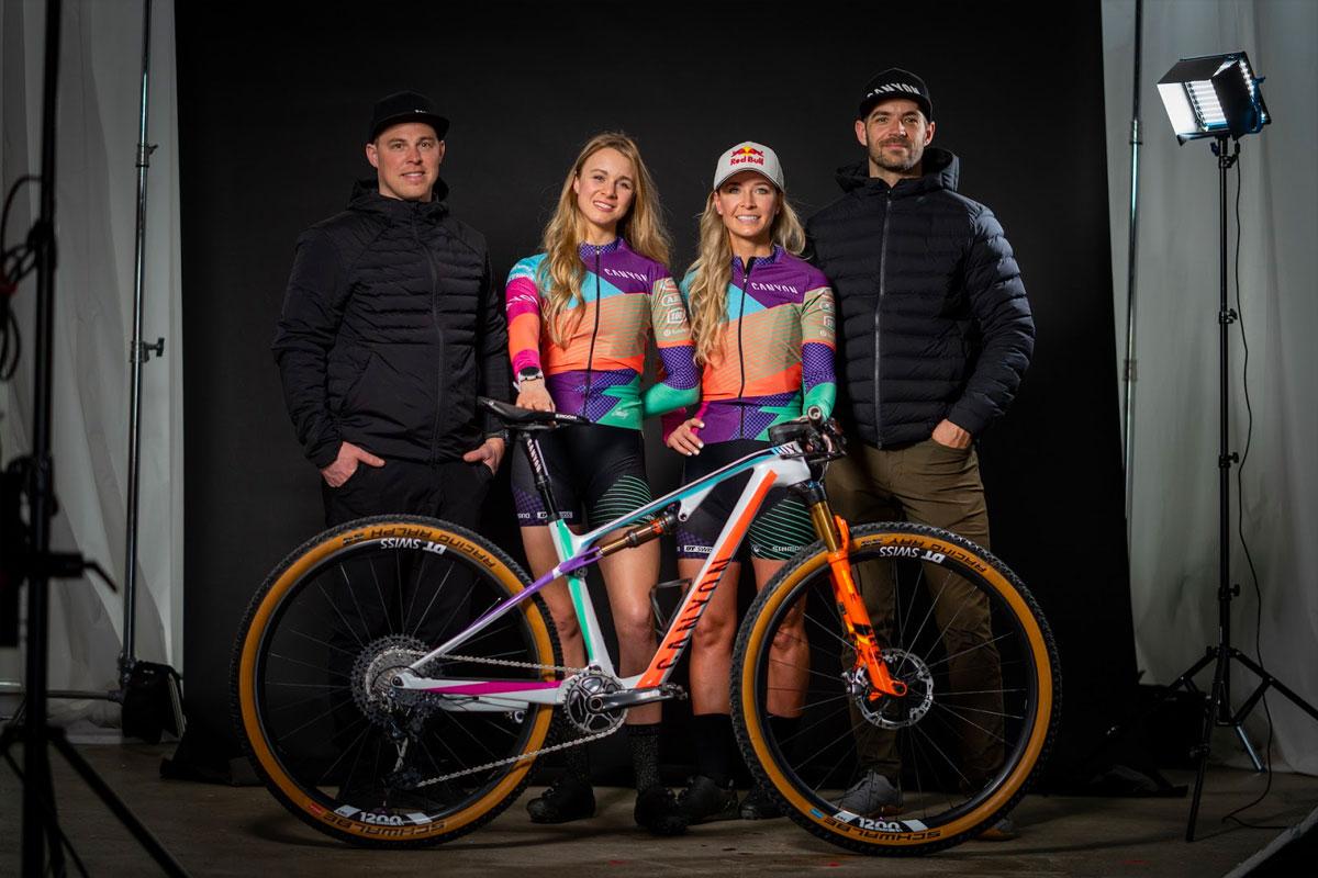 Meet the Partners Behind Canyon MTB Racing
