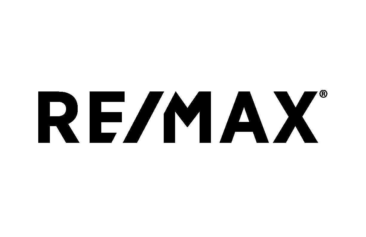 REMAX logo, grey.