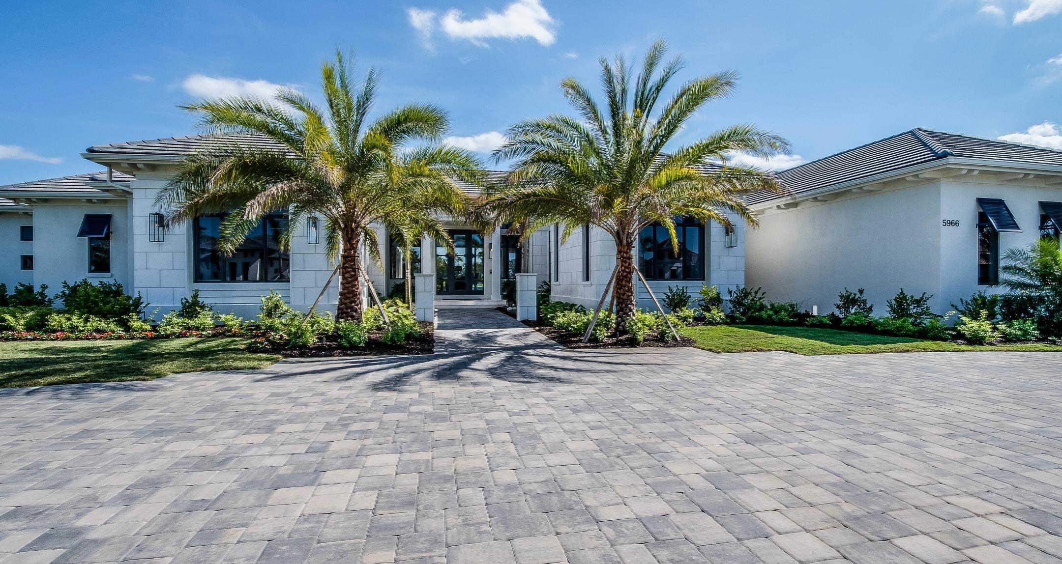 Florida home exterior.