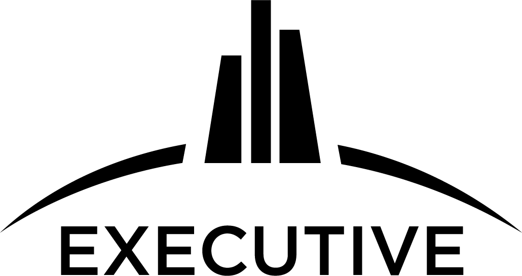 Executive award logo.