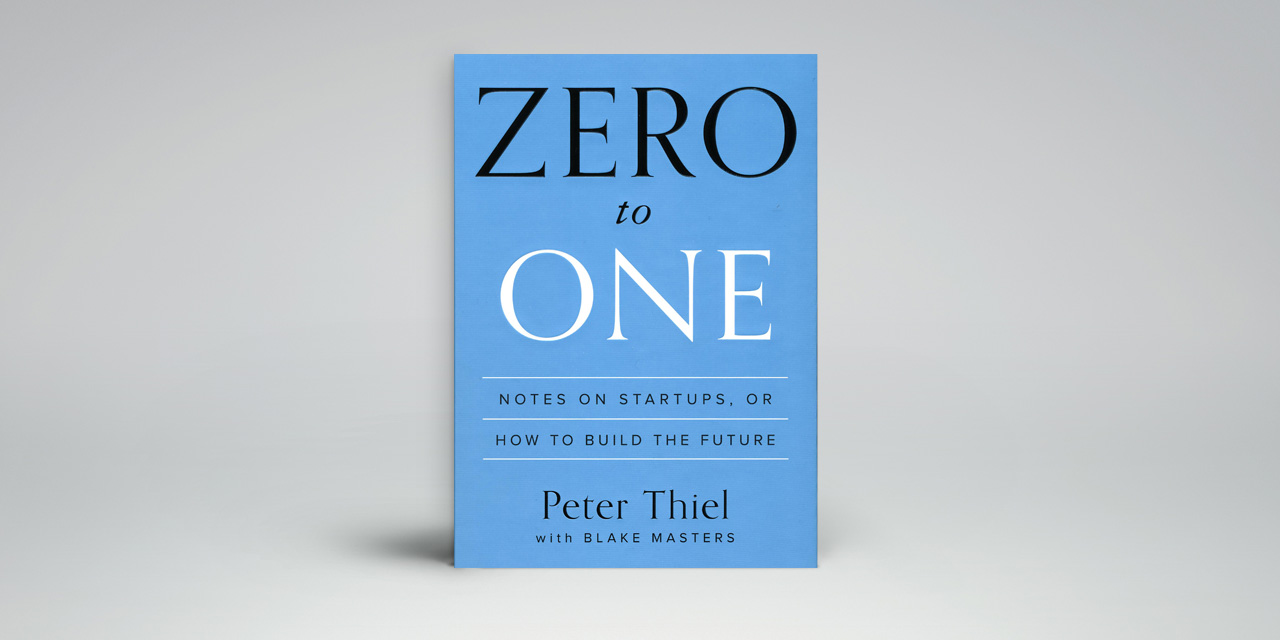 Peter Thiel on Identifying Disruptive Companies: 10x Better than Competitors