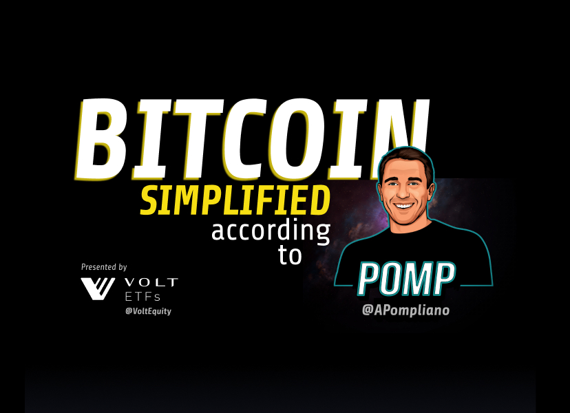 Bitcoin Simplified (According to Pomp)