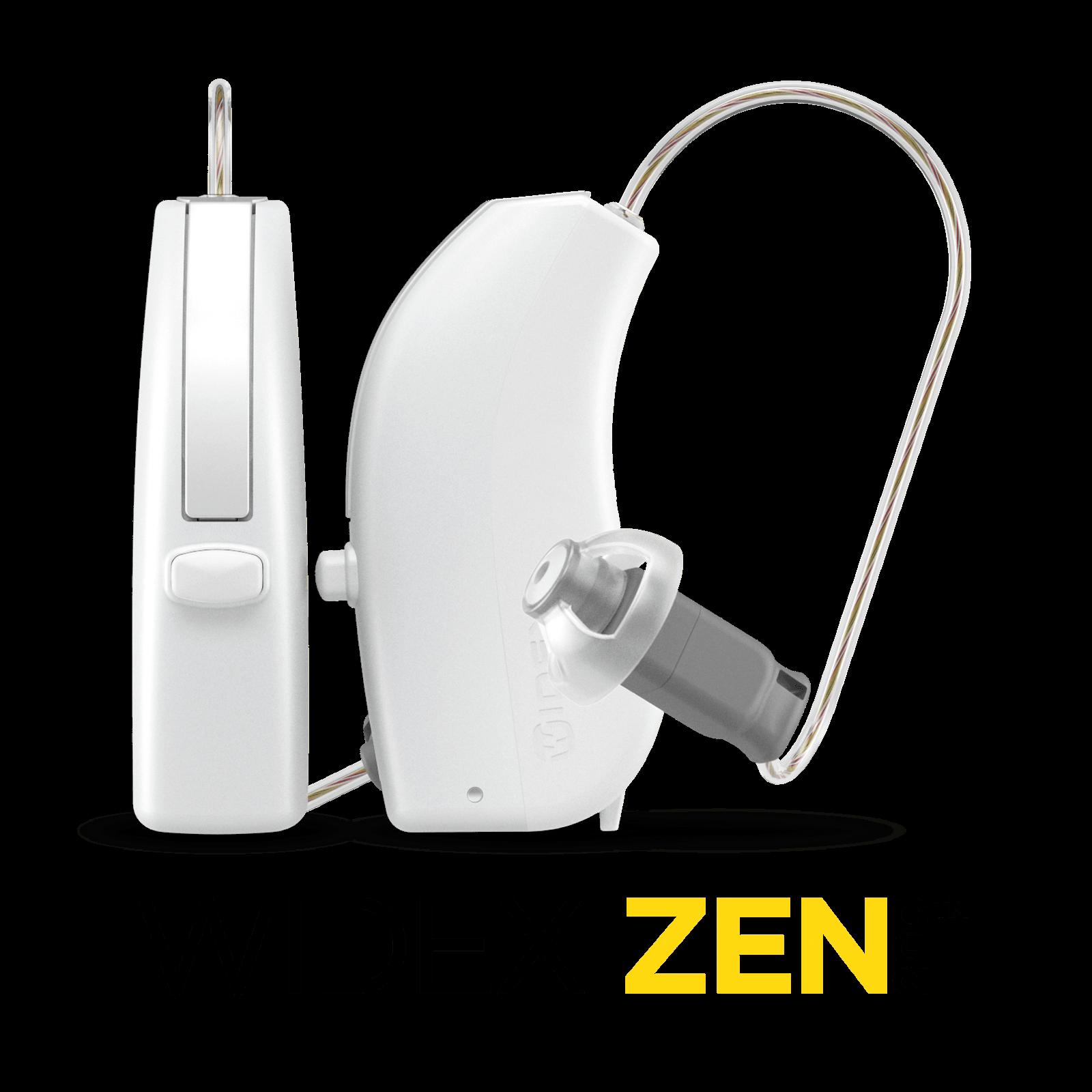 Widex Zen for tinnitus treatment