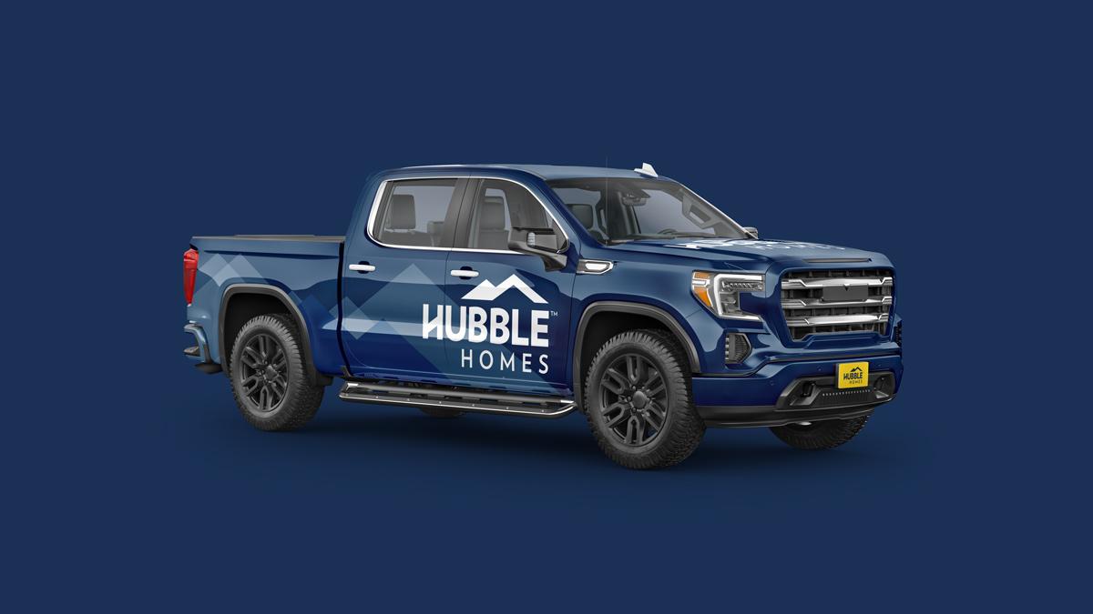 Hubble Homes Pickup
