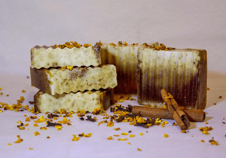 Orange Spice Bar Soap