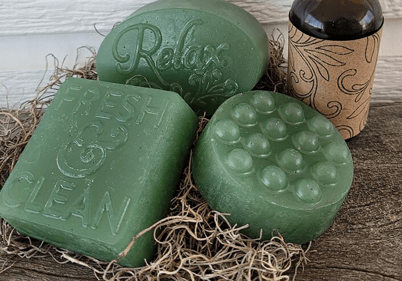 Mountain Rain Bar Soap