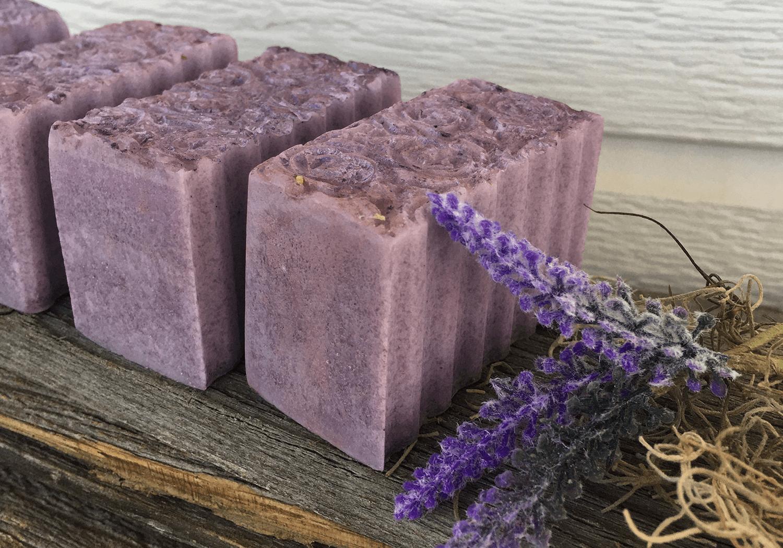Lovely Lavender Bar Soap