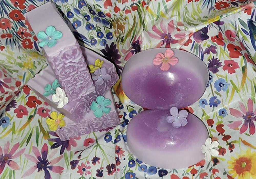 Wisteria & Lilac Bar Soap