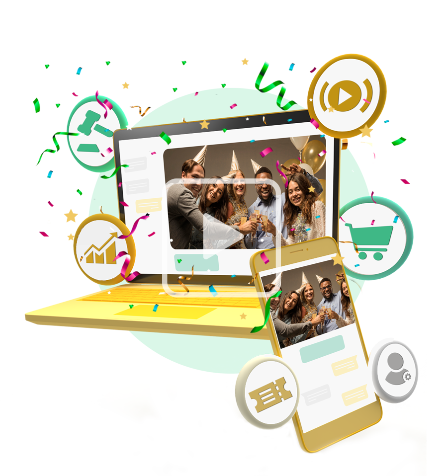 Paybee: All in One Charity Fundraising Platform. Virtual, In-Person and Hybrid Nonprofit Fundraising.