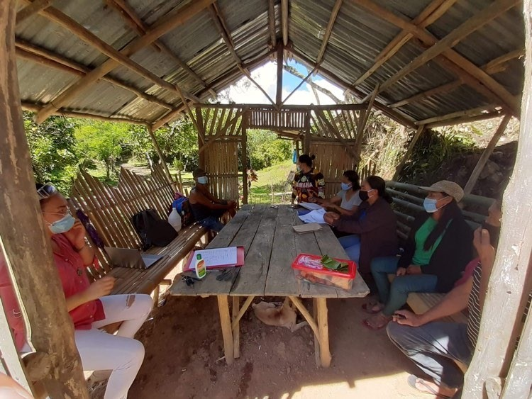 Gov't of Denmark and PBSP orient farmers on cacao farming