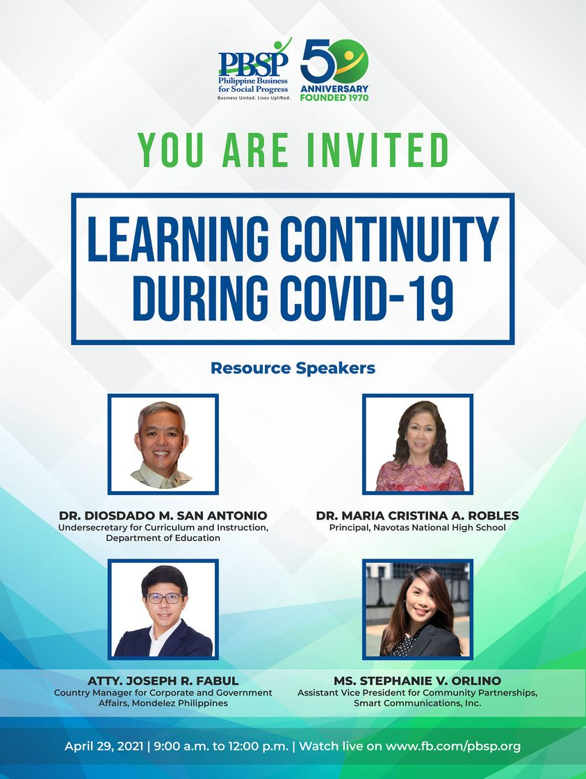 Learning Continuity During COVID-19