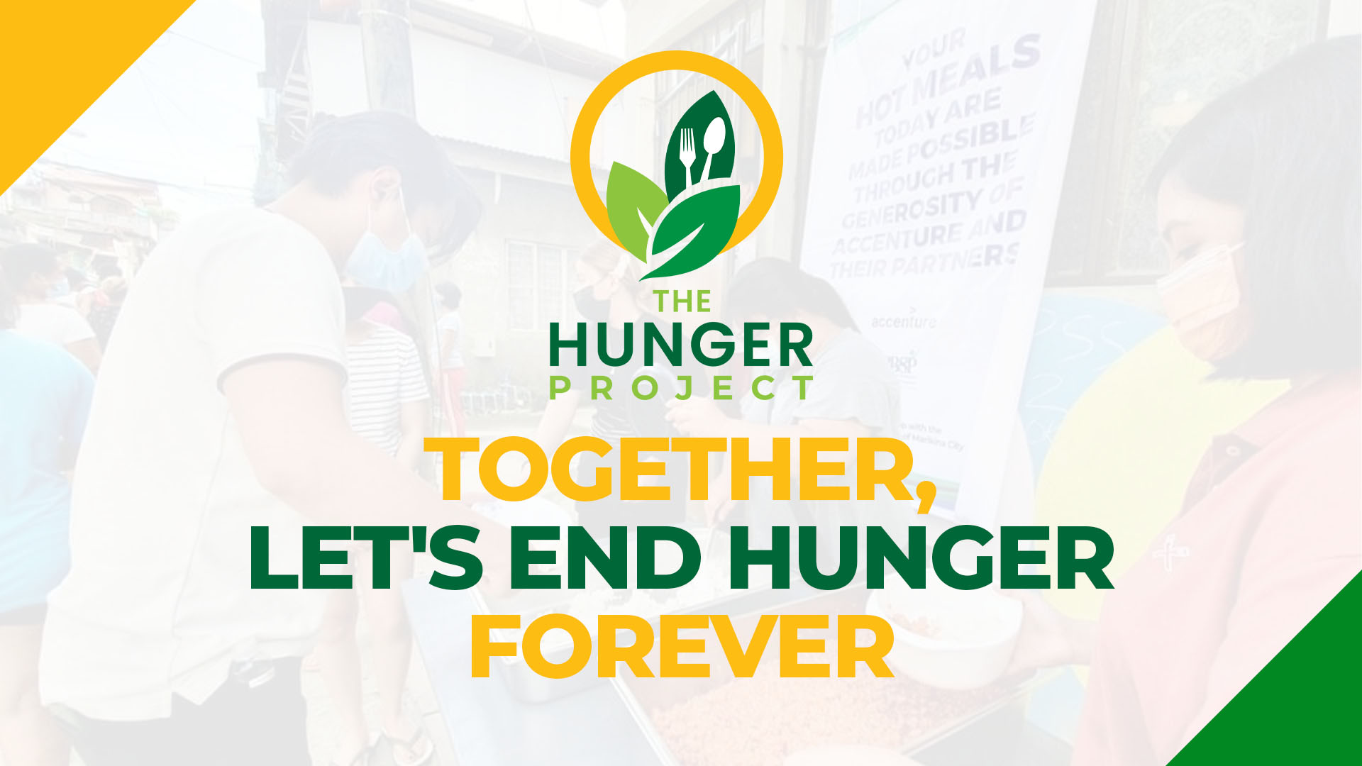The Hunger Project launched to address hunger and malnutrition