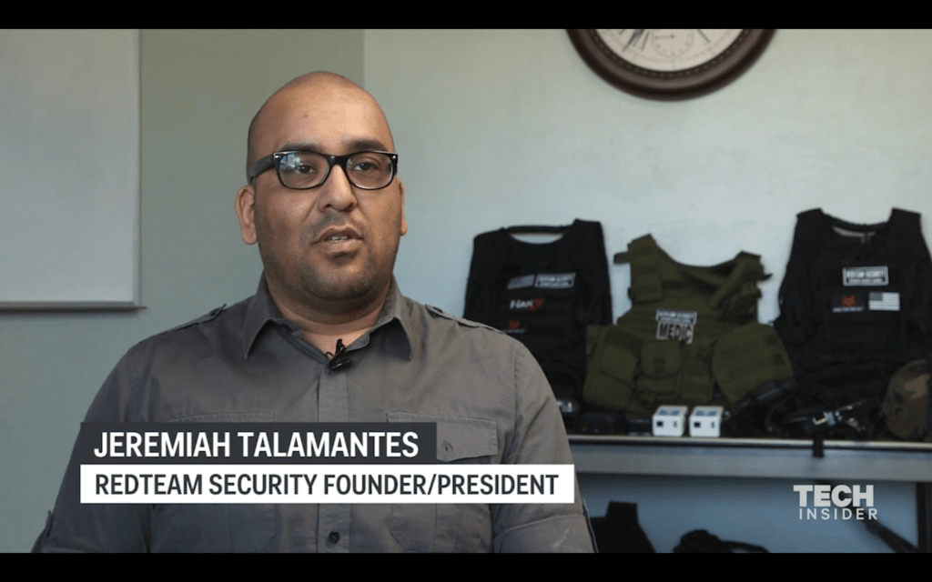 Jeremiah Talamantes in News