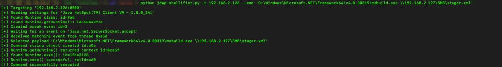ServerSocket.accept