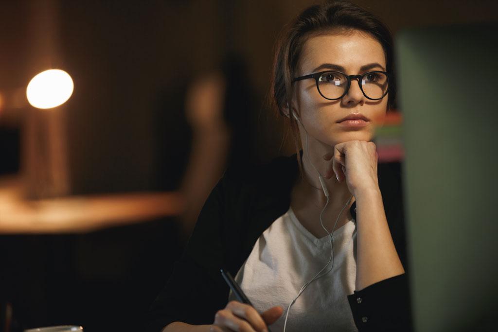 Woman Web Application Testing