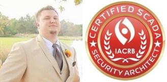 Kurt Muhl Certified SCADA Security Architect