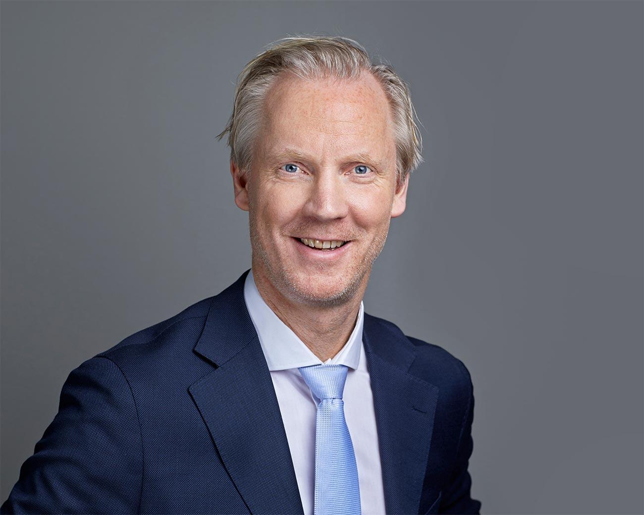 Nikolai Utheim, CEO of Coor in Norway